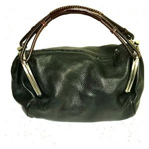 Sondra Roberts hangbag with coin purse sides